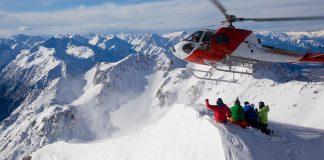 heli skiing in Whistler Ski Experience
