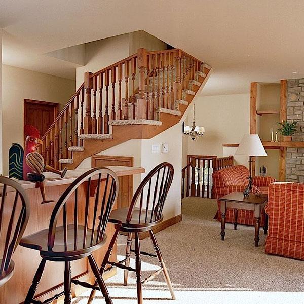 Cap Tremblant hotel Suite 3