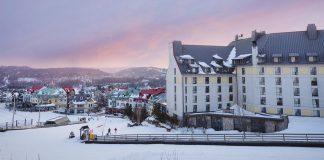 Fairmont hotel Mont Tremblant