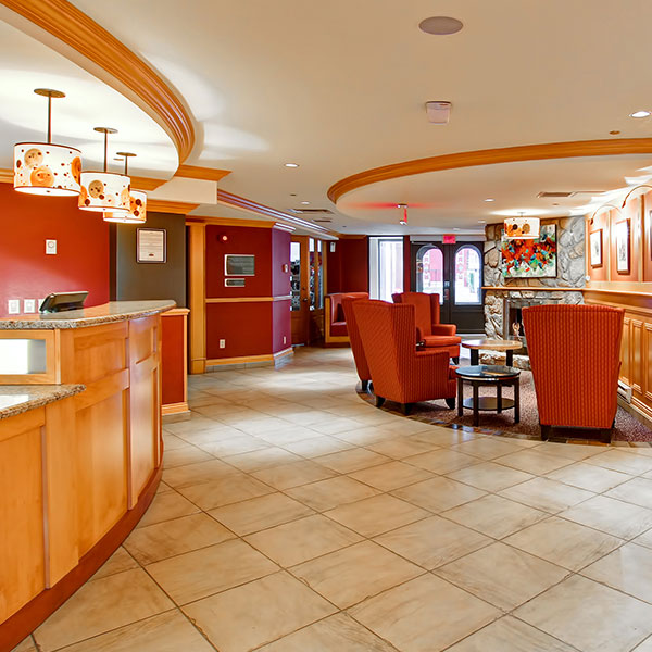 Homewood by Hilton hotel Lobby