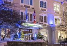 Mont Tremblant Holidat Inn hotel