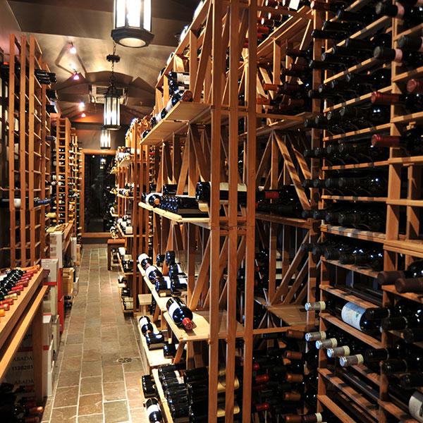 Quintessence hotel wines
