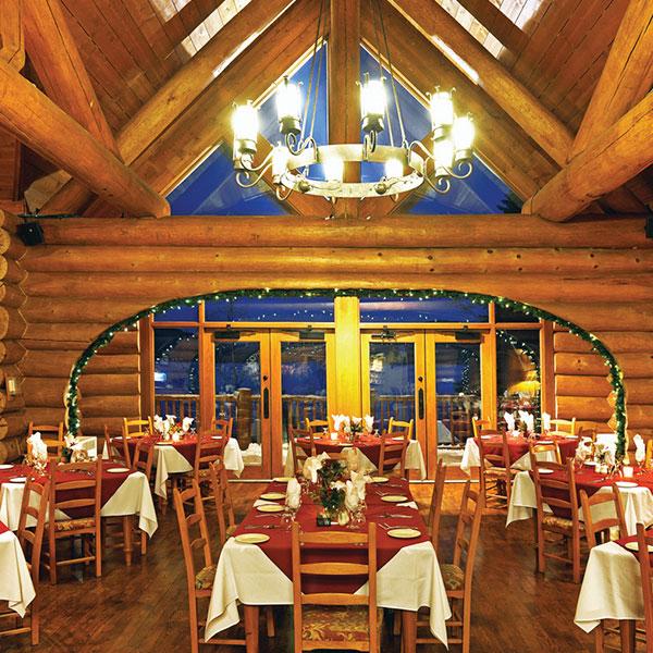 Le Grand Lodge Mont Tremblant Restaurant